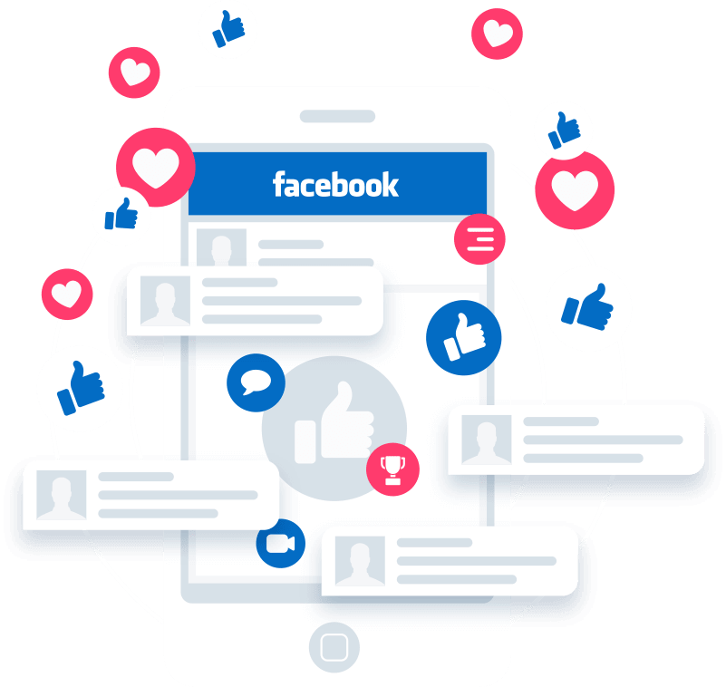obsługa faceboka